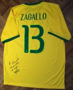 Trançarte é 10. Zagallo é 13.  Que combinação! Vai Brasil! #trançarte #brasil #vaibrasil #copadomundo