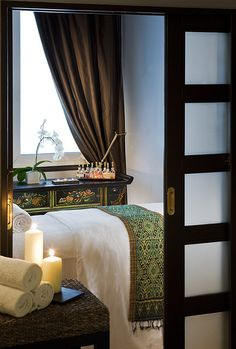 Spa and Welness at the Hotel Lutetia Paris, Rive Gauche, France by Concorde Hotels Resorts, via Flickr
