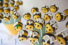 Bumble Bee Baby Shower Baby Shower Party Ideas | Photo 1 of 20 | Catch My Party