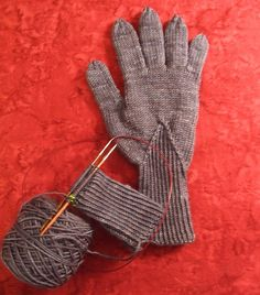 Gothic Gloves by Glenna C Yarn is MacKintosh Chubby Sport in Gun Powder Mittens, Knit Crochet, Gloves, Gothic, Knitting Ideas, Crafts, Knits, Crocheting, Craft Ideas