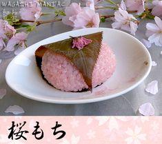 Sakura Mochi, Wagashi im Frühling