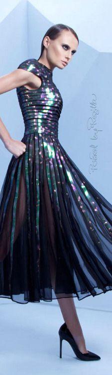 Regilla ⚜ Una Fiorentina in California evening gown dress