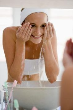 have teens? make your own acne cleansers that are not alchol based ( which actually strips oils needed, then causes over production of oils)