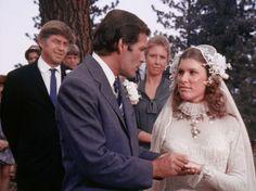 The Waltons Christmas (1978)  Mary Ellen maries Curt.