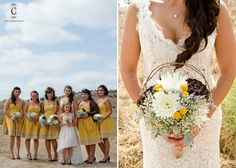 yellow dresses... babys breathe.. somehow incorporate lavender