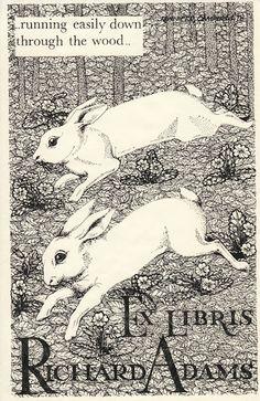 Richard Adams ex Libris