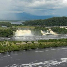Parque Nacional Canaima,  Venezuela.