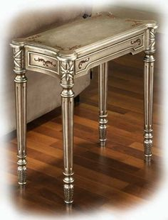 Venice Accent Table by Accent Treasures