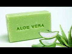 जानिए घार पर एलोवेरा साबुन बनाने का तरीका // कुदरती निखार के लिए Aloe Vera Soap अपनाये - YouTube
