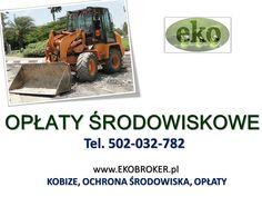 Opłaty za korzystanie ze środowiska 2014, tel 502-032-782, raport do Kobize, http://ekobroker.pl/