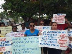 Protestan en Brisas del Este por supuestos abusos policiales en el sector