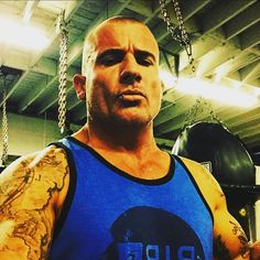 """""""Nothing in life comes easy. starts in . hour days on set. Dominic Purcell, Boxing Gym, On Set, Cool Pictures, Cinema, Repeat, Instagram Posts, Easy, Study"""