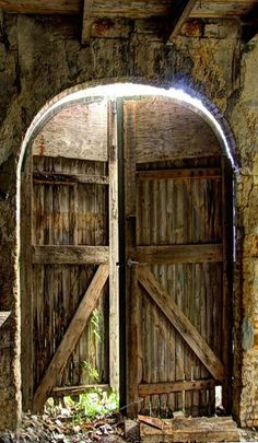 Barn doors welcome you into another world. Country Living. Turbo Charge Read…