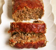 FMD Meatloaf Makeovers! Including this classic meatloaf for Phase 1 and a delicious Phase 2 version. Check out our blog for the recipes.