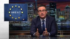 Brexit II | In the wake of a divisive election, the UK will begin the process of leaving the European Union. John Oliver and an intergalactic space lord propose a plan.