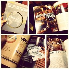 Elevation Church annual report