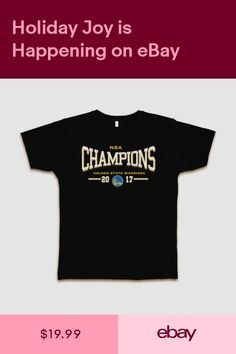 T-Shirts Clothing Shoes  amp  Accessories  ebay Golden State Warriors  Championships 71544e14b
