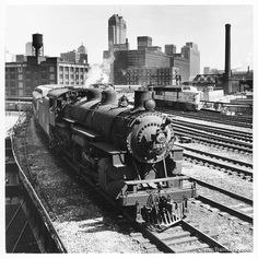 Image result for steam commuter trains in naperville il