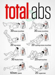 Total Abs Home Workout