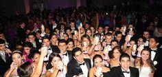 Prom American School of Tegucigalpa, Honduras