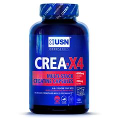 """""""Amazing Offer on USN UK - Ultimate Sports Nutrition CreaX4 120caps, £22.99 or 2 for £39.99.""""  #creatine #usn #power #motivation"""