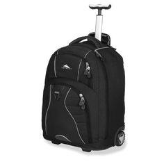 c6313c8b4913 High Sierra Freewheel Wheeled Book Bag Backpack
