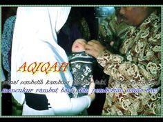 Tips Tutorial Aqiqah dan potong rambut bayi, menyembelih kambing adat Jawa