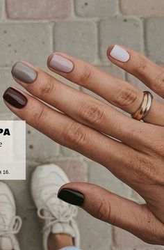 Nail design trends 2019 page 1 ~ thereds.me - nails - NailiDeasTrends - Nageld . - Nail design trends 2019 page 1 ~ thereds.me – nails – NailiDeasTrends – Nageldesign Trends 20 - Cute Nails, Pretty Nails, Pretty Makeup, Hair And Nails, My Nails, Fall Nails, Nails Design Autumn, Fall Manicure, Prom Nails