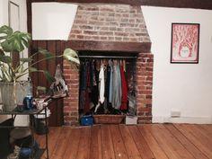 Photo of my recently done up room ft. DIY Wardrobe! #interior #DIY #minimal