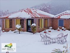 Snow View at 180 Degree Resorts by 180 Degree on 500px