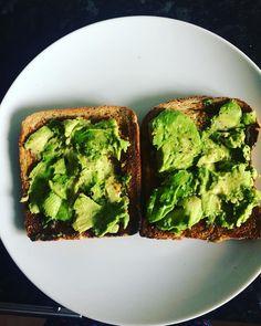 "0 Likes, 1 Comments - Harriet (@harrietjoanna) on Instagram: ""Lazy Sunday mornings #basicbitch . . . . . . . . . #smashedavocado #avocadoontoast #clarendonfilter…"""