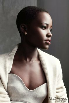 Lupita - OBSESSED after watching 12 years a slave