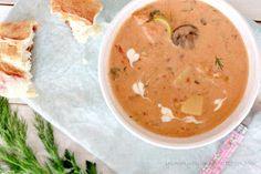 Yummy Mummy Kitchen: Salmon Chowder {DailyBuzz Moms 9x9}