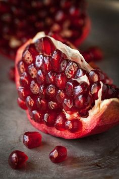 A Collection of Pomegranate Recipes #pomegranate