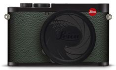 To be announced soon: new Leica Q2 James Bond 007 limited edition camera - Photo Rumors Leica M, Leica Camera, Film Camera, Camera Gear, What Next, New James Bond, James Bond Movies, One Pic, Greg Williams