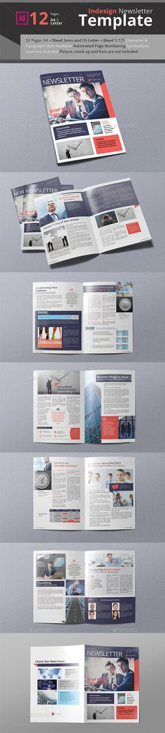 Business Newsletter A4 & Letter Size - Newsletters Print Templates Download here : https://graphicriver.net/item/business-newsletter-a4-letter-size/11906994?s_rank=165&ref=Al-fatih