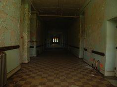 psiquiátricos abandonados