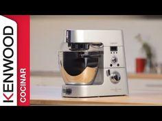 Guia de Inicio Rápido para el Robot de Cocina Cookig Chef   Kenwood - YouTube