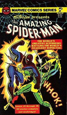 The Amazing Spider-Man #1  (1977)  published by Pocket Books.