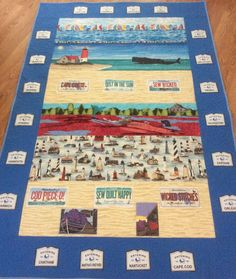 Row By Row Experience, Truro, Nantucket, Cape Cod, Wicked, Quilts, Stitch, Sewing, Style