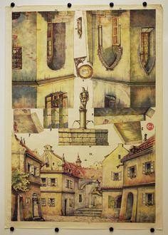 Münzberg, Antonín <Firma, Prag> (1900-1954 tätig)