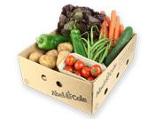 Abel & Cole - organic vegetable boxes, fruit, meat & more. The best organic food delivered to your door. Reinvigorate your diet with a weekly box of healthy, affordable, organic veg. Plus get a free copy of their very popular cookbook with your 1st delivery. From £9.00