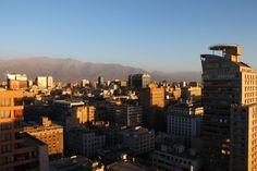 #Sunset #Santiago #Chile #atardecer