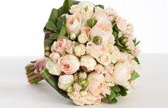 Wedding bouquet by Debbie O'Neill Freelane Designs // #wedding #flowers