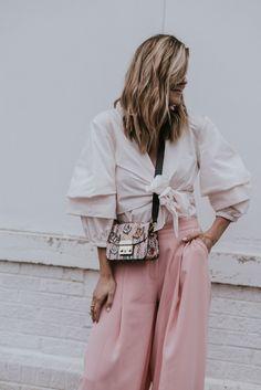 Donut Date & Pink Pants | Cella Jane