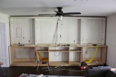 DIY Built Ins Series - How to Build Your Own Base Cabinets by Dream Book Design
