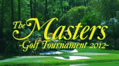"""just a few weeks away, just wish we had tickets! Nothing beats the azaelas and the beautiful greens! The Par 3 Day is on my """"bucket list!"""""""