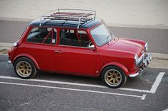 Mini , a Mk1 with wind up windows