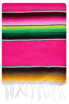 /Mexican Serape, Rosa // Lulu & Georiga // #luluandgeoriga