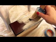 Chalk Paint Tutorial - YouTube
